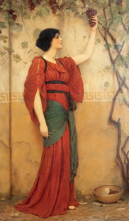 Classical Figure Painting 3 Oil Paintings Sinoorigin