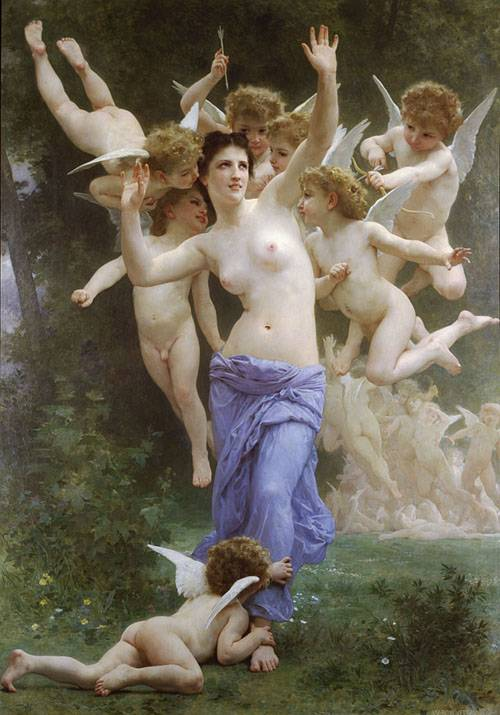 """the concept of classical nude and naked body in art Nude women in art: are they really necessary """"it's a standard canvas for performance art and body art whether it's the model getting naked or the art."""