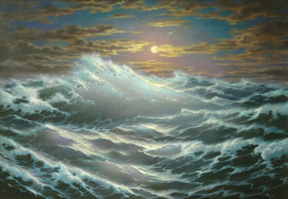 Fishermen At Sea Painting Art History